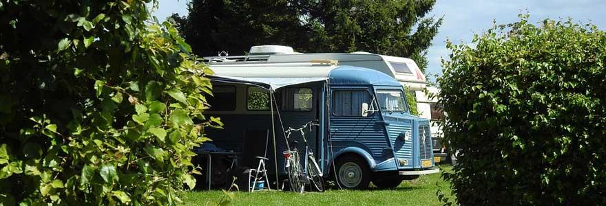 camping à Cassis
