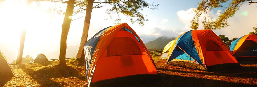 camping au cœur de la Provence