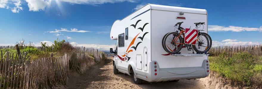 Achat de camping car integral