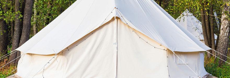 Utilité d'une tente marabout